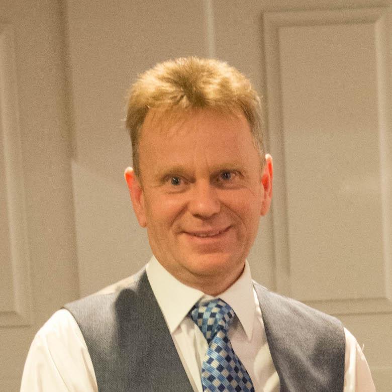 John Loudon, International IT Infrastructure Specialist, Practical Action, Warwickshire, UK